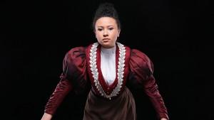 Amira Danan as Ida B Wells by Sean Su Photography