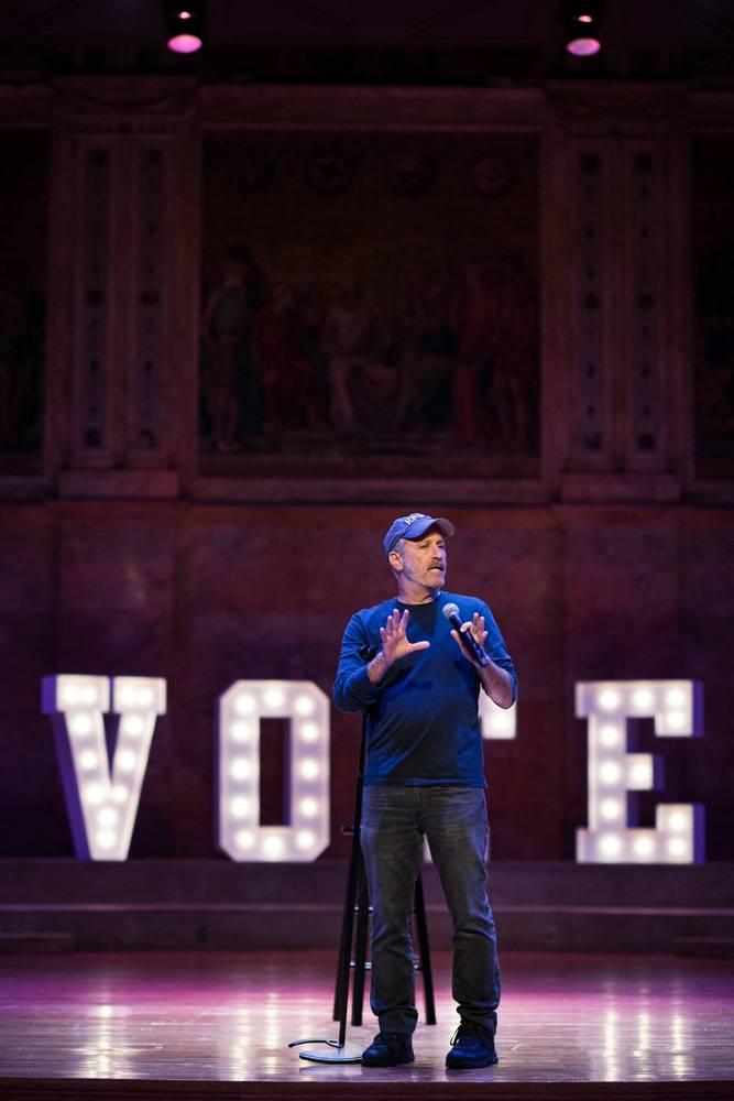 John Stewart performs at Vote 100