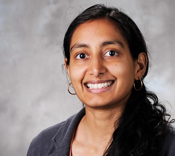 Maithilee Kunda, assistant professor of computer science and computer engineering