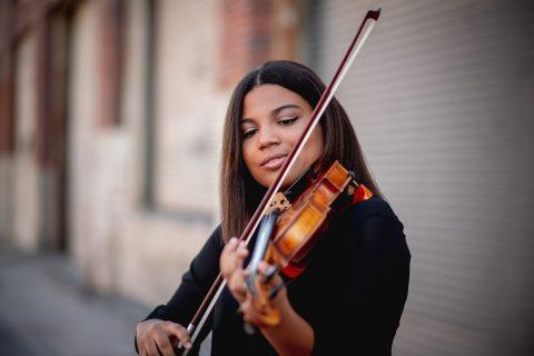 Sydney Adedamola Los Angeles Orchestra Fellowship