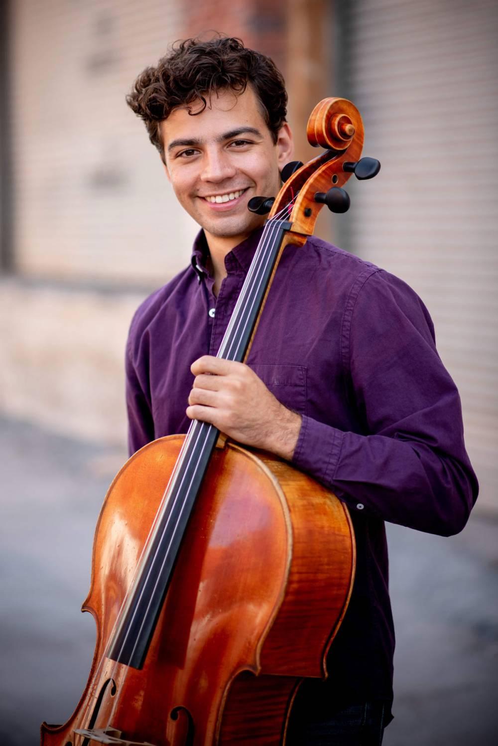 Los Angeles Orchestra Fellowship Juan Salvador-Carrasco