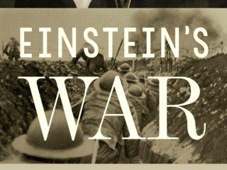 """Cover of """"Einstein's War"""""""