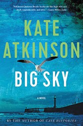 Book cover of Big Sky by Kate Atkinson