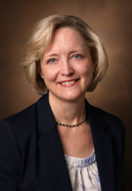 studio headshot of Vanderb ilt University Provost Susan R. Wente