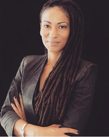 Ruha Benjamin, an associate professor at Princeton