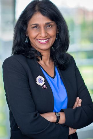 Vice Provost for Research Padma Raghavan (Vanderbilt University)