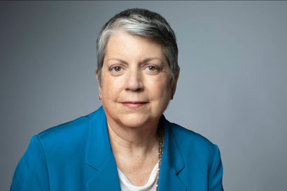 portrait of Janet Napolitano