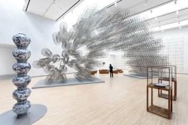 """Ai Weiwei: Bare Life,"" installation view, Mildred Lane Kemper Art Museum, 2019"