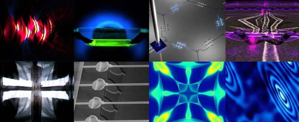 mosaic of quantum imagery