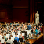 Harvard Summer Pops inside Sanders Theatre