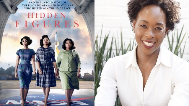 Margot Shetterly is author of the 'One Book One Northwestern' selection for 2019-20