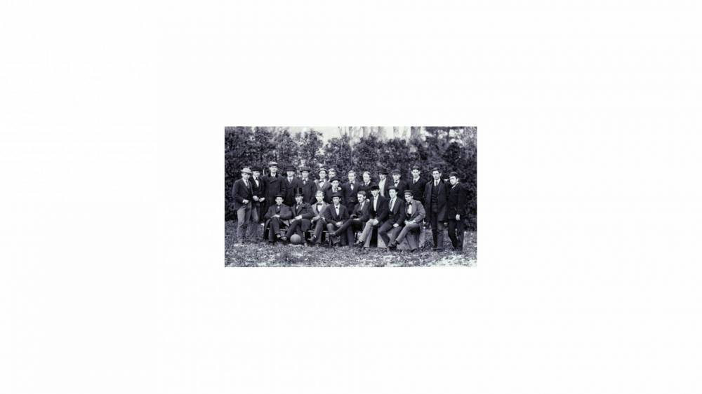 archival group photo