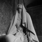 """The Sacrifice"" sculpture"
