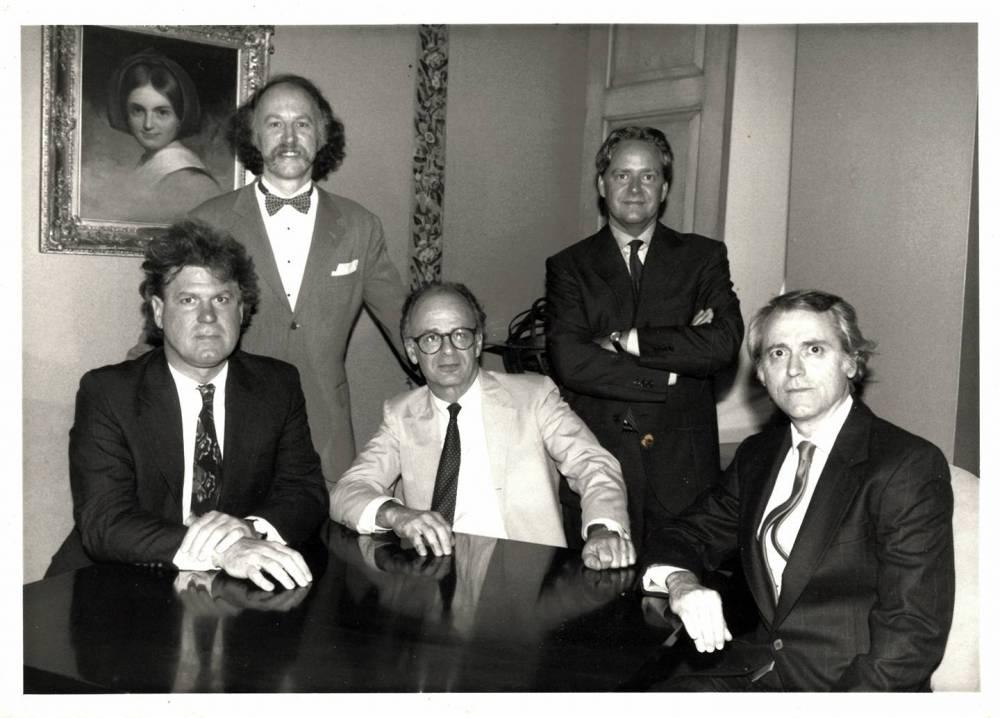 PEN/Faulkner Award for Fiction finalists, 1991