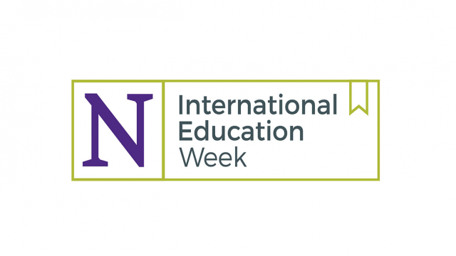 image of international education week logo