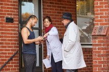 Medicaid expansion canvassing
