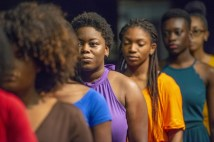 """The cast of """"for colored girls who have considered suicide."""""""