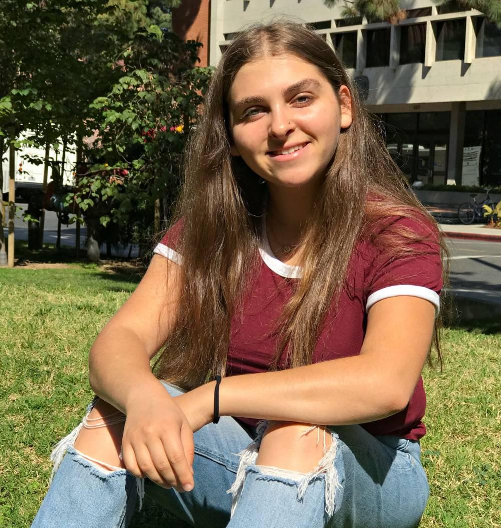 Liorah Goldsmith climate change class