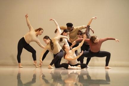 """""""Serenity,"""" choreographed by Kirven Douthit-Boyd (Photo: Danny Reise/Washington University)"""