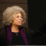 Famed activist and academic Angela Davis declared immigration the civil rights issue of the 21st century at an event co-sponsored by the DACA seminar.