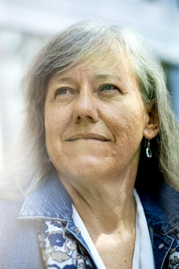 Portrait of Kay Mathiesen