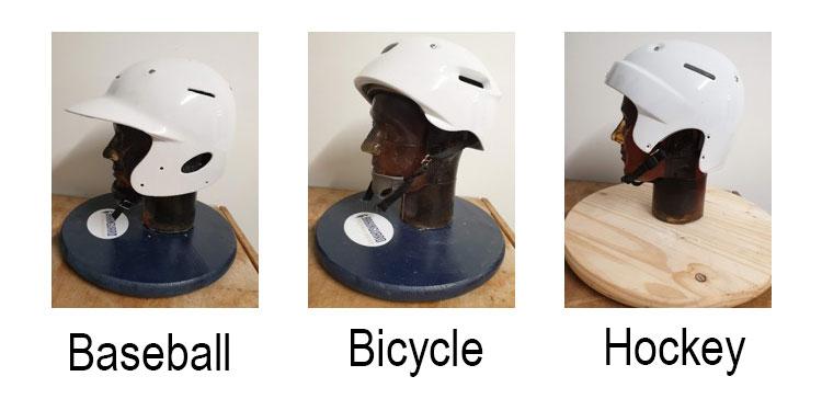 prototype helmets