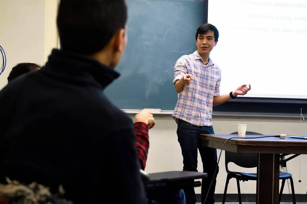 Noah Yan teaches