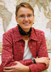 Lisa V. Adams portrait