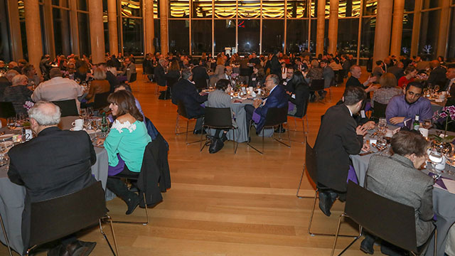 Faculty Recognition Dinner