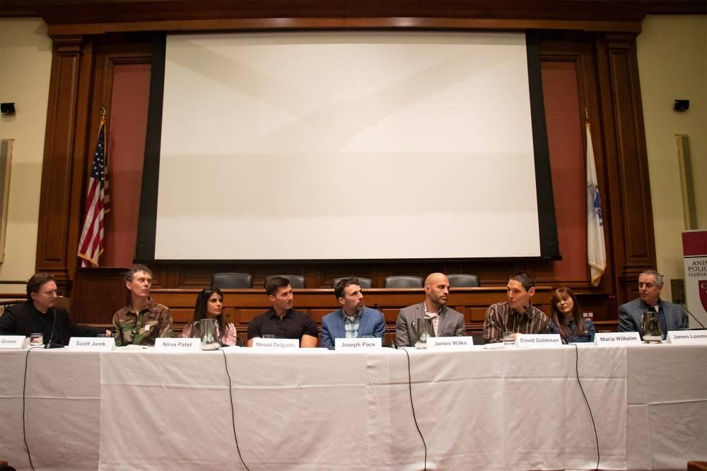 Panelist at Harvard Law School