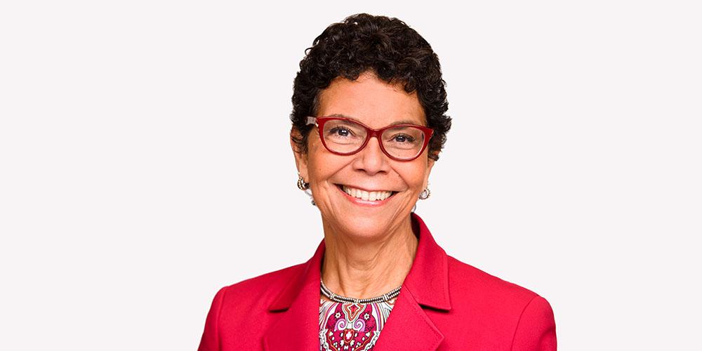 Chancellor Phoebe A. Haddon