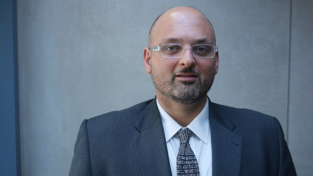 Image of Marwan M. Kraidy, dean and CEO of Northwestern University-Qatar (NU-Q)