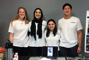 Georgia Tech's Team Abibas, winner of the 2020 Rice 360⁰ Institute for Global Health design competition
