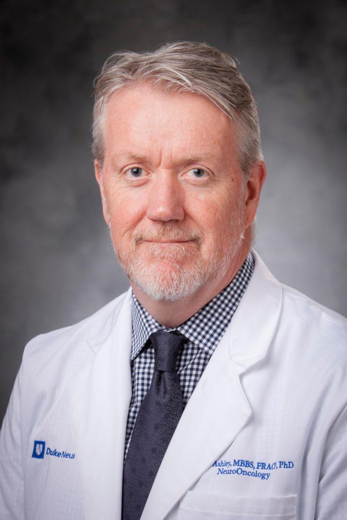 David Ashley, Ph.D.