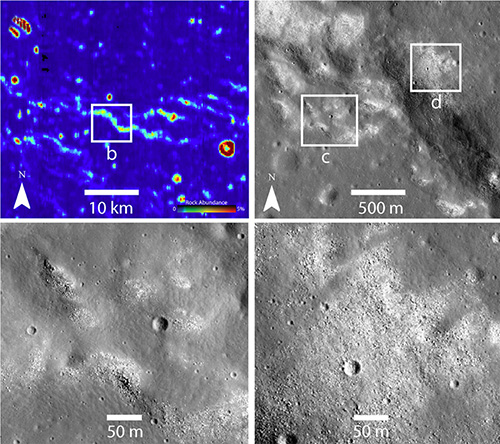 Images of the moon