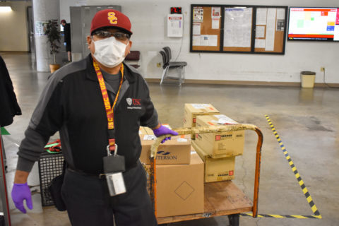 postal workers uSC