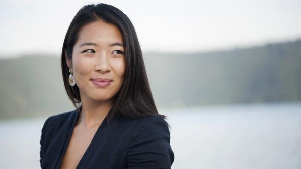 portrait Michelle Ha