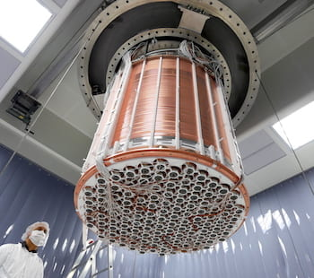 The XENON1T experiment in Italy, now shut down for upgrades, found excess signals that may be evidence of axions.