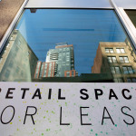 Office space for lease in downtown Boston.