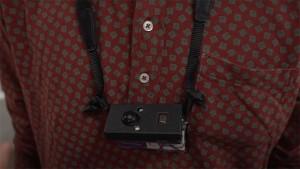 NeckSense camera