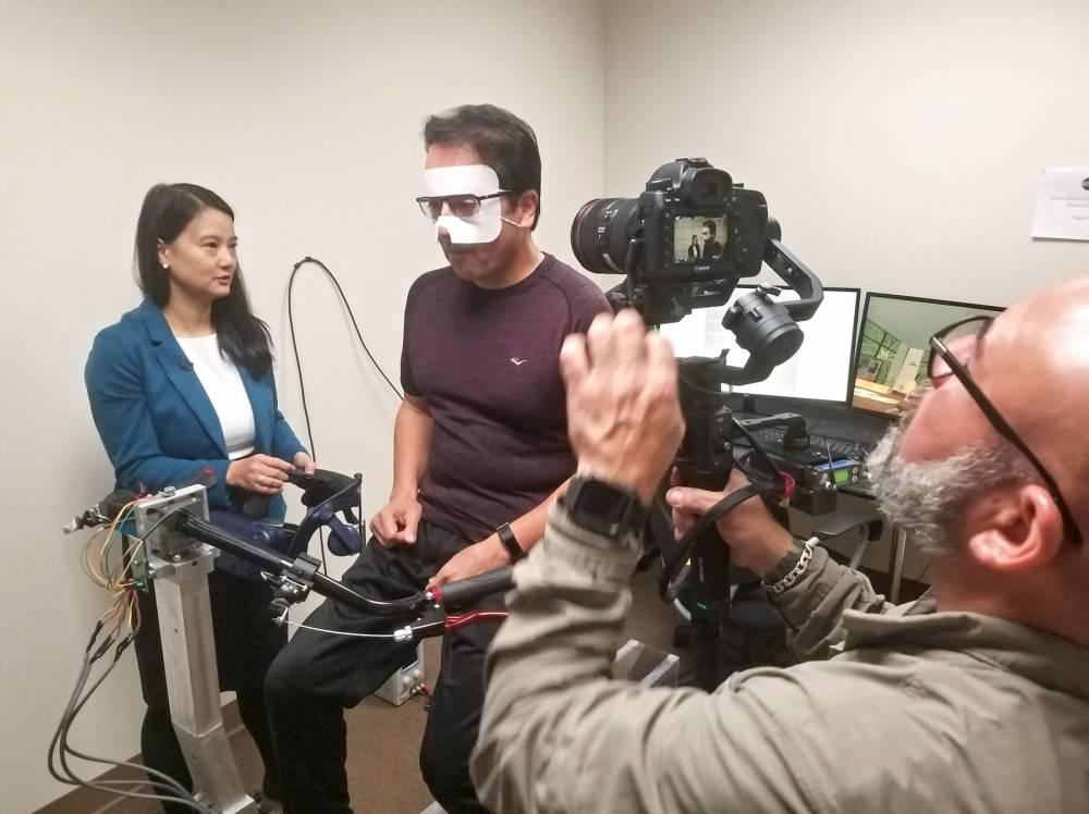 VR alzheimer's
