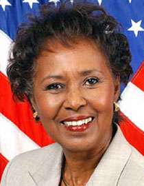 Yvonne Brathwaite Burke in 1966 became the first Black woman elected to the California Assembly