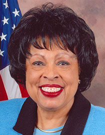 Diane E. Watson in 1978 became the first Black woman elected to the California state Senate