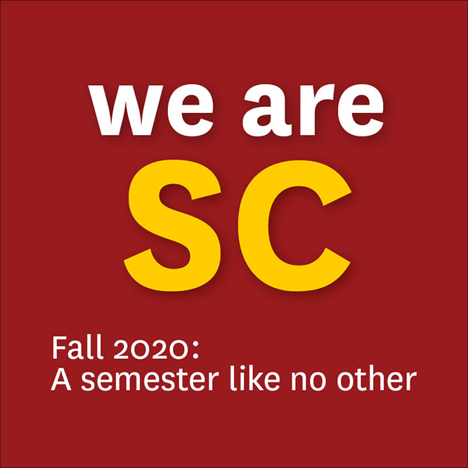 we are SC logo