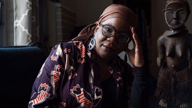 Mariame Kaba. Credit: Gion Carlo.