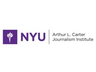 Image: Carter Journalism Institute Logo