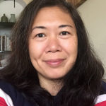 Catherine Ceniza Choy, professor of ethnic studies.