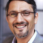 headshot of Hatem Bazian, founder, UC Berkeley Islamophobia Research and Documentation Project; lecturer in the Departments of Near Eastern and Asian American and Asian Diaspora Studies