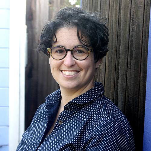 Portrait of Katie Savin
